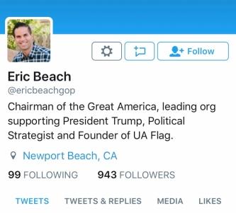 Eric Beach twitter