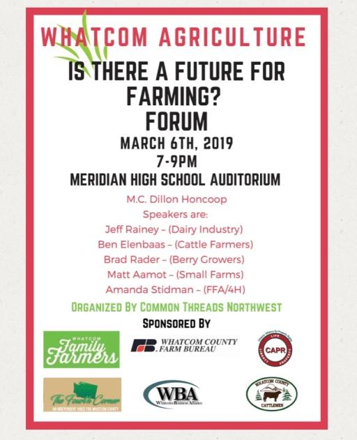 future for farming poster