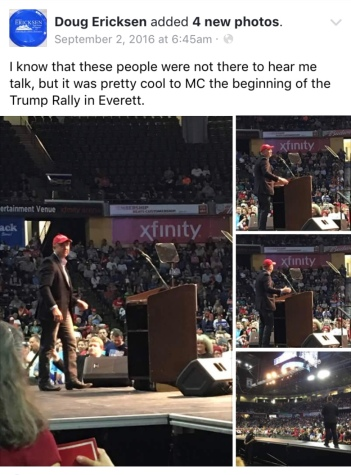 Ericksen FB Trump rally Everett