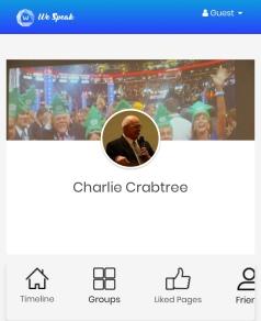 Crabtree We Speak Profile