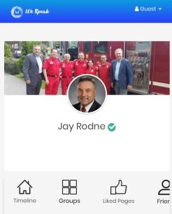 Rodne We Speak Profile