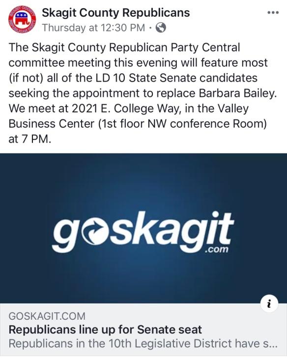 Skagit County Republicans FB 10 LD goskagit